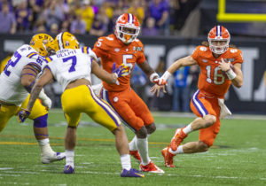 Tigers' Lawrence reflects on performance against LSU | Test