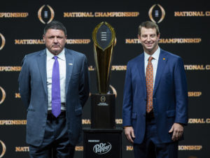 Swinney, Orgeron have stayed true to themselves in earning their success | Test