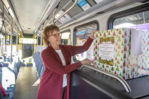 Inaugural Stuff-A-CATbus effort yields positive results | Test