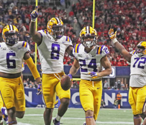 LSU's defense poses challenge for Clemson, too | Test