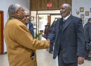 Pastor encourages breakfast attendees to continue MLK's legacy