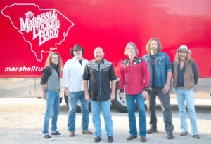 Marshall Tucker Band to perform this weekend in Walhalla