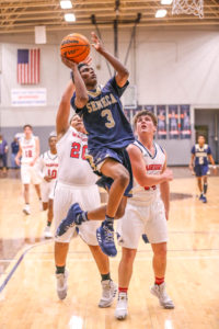 Rogers leads Bobcats to win