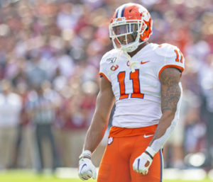 Clemson's Simmons declares for NFL draft | Test