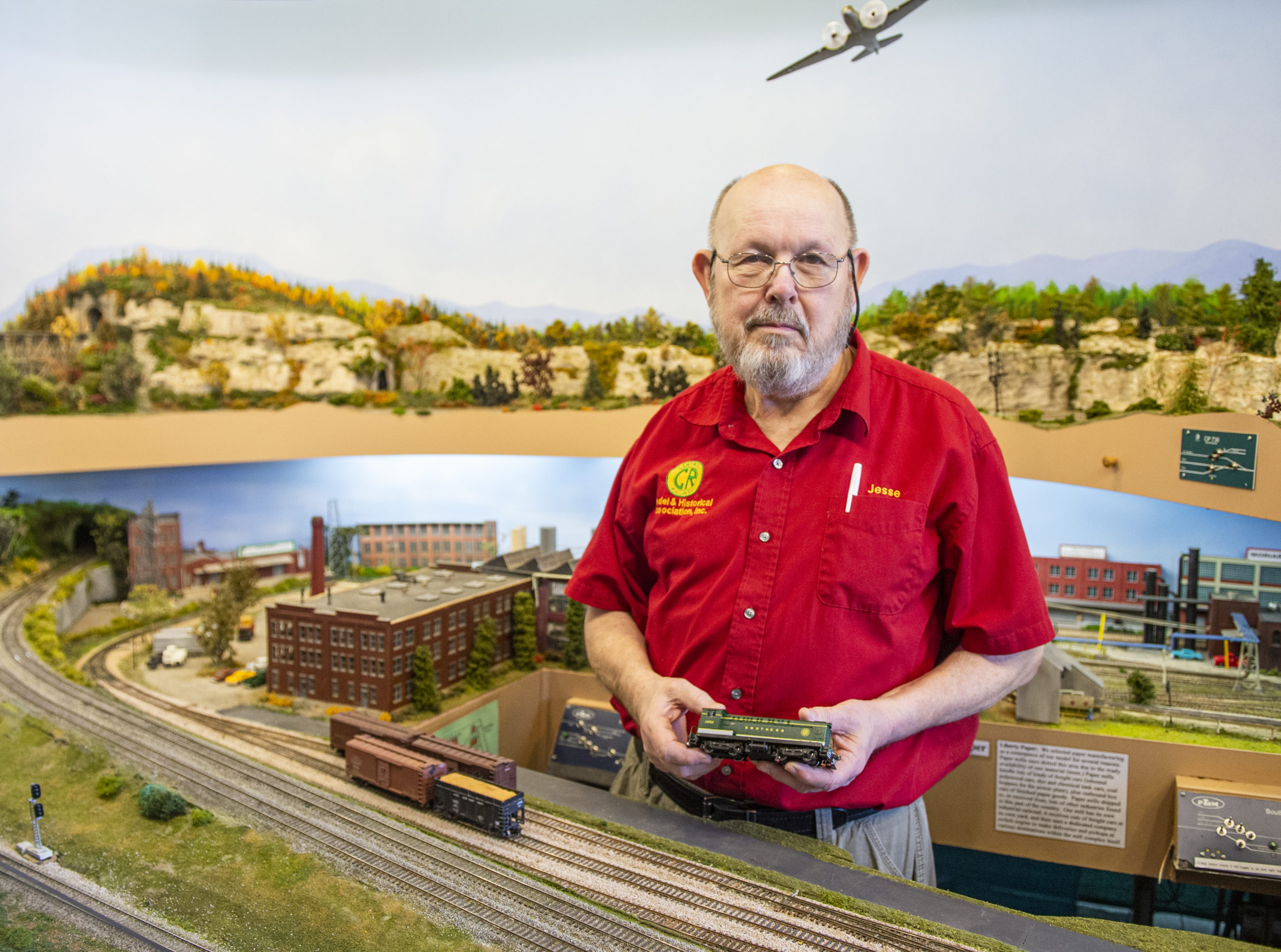 Association preserving town's railroad history through museum | Test