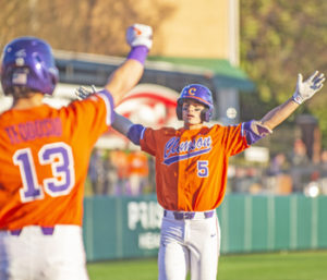 Tigers earn opening-day win over Liberty