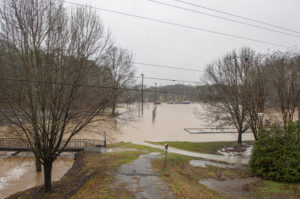 Road, sewer issues remain from Thursday's rain