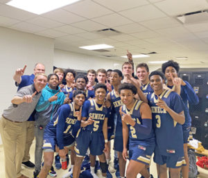 High school roundup: Bobcats clinch region championship